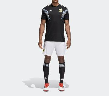 2018 WC Argentina Away KIT Exclusive European Quality (Copy)