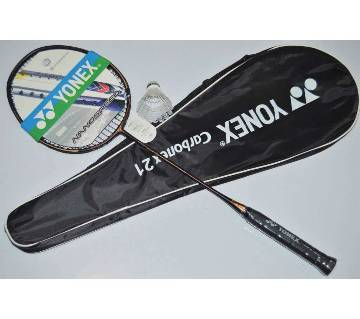 Yonex Carbonex 21 Badminton Racket with String (Copy)