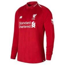 Liverpool Home লং স্লিভ রেগুলার জার্সি 2018-19