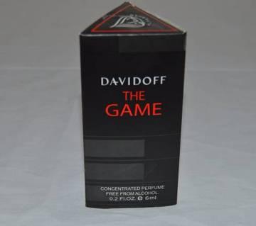 DAVIDOFF THE GAME পারফিউম ফর মেন - ৬ মিলি.