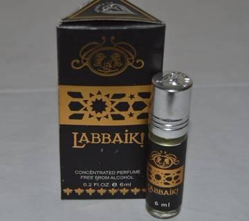 Labbaik পারফিউম ফর মেন - ৬ মিলি.