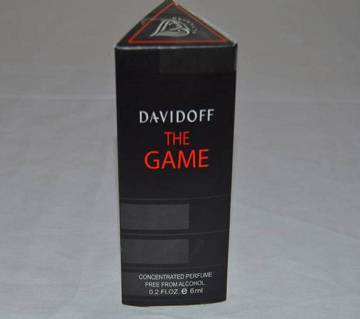 Davidoff The Game Perfume For Men-6 ml