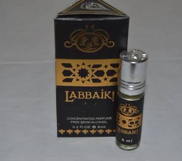 Labbaik পারফিউম ফর মেন-৬ মিলি.