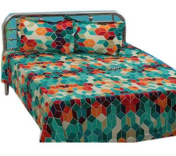Original Home Tex Double Bed Sheet
