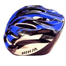 Bicycle Helmet - Blue Color