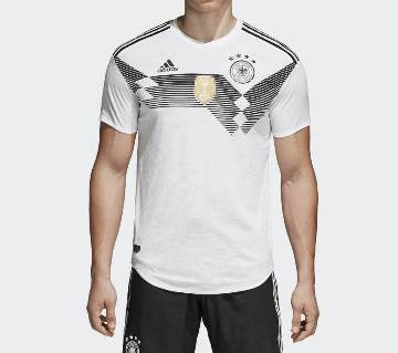 Germany 2018 World Cup Half Sleeve Home Kit