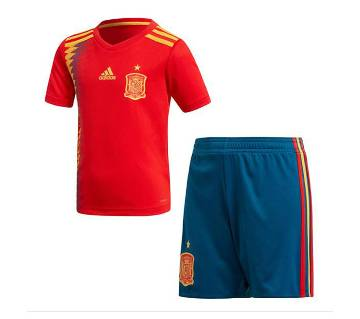 2018 World Cup Spain Home Kit (Copy)