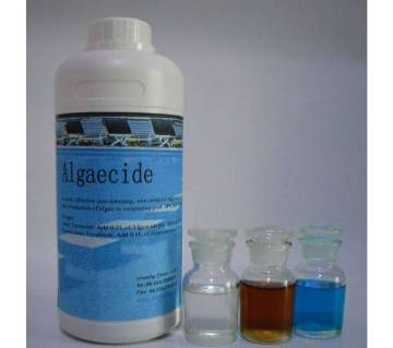 Algaecide chemical for swimming pool