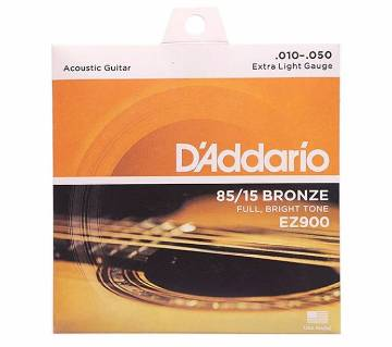 Daddario Acoustic Guitar String