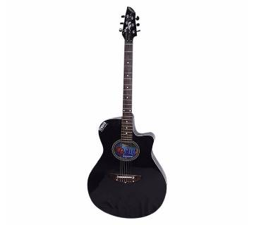 Givson Crown 2007 Acoustic Guitar - Black