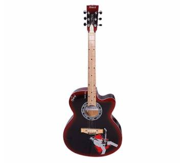 Symphony VENUS Acoustic Guitar- Black