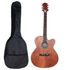 Combo Offer Signature gogos Semi-Electric Acoustic Guitar  natural