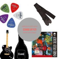 Givson Venus Super Semi Electric Acoustic Guitar