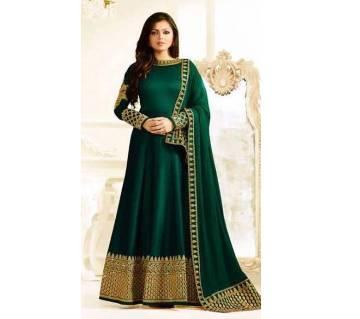 Indian semistitched georgette long suit-copy