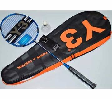 Y3 BADMINTON RACKET (COPY)