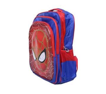 Spider man school bag