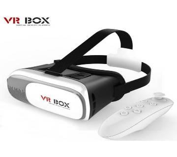 Version 2 VR বক্স উইথ VR রিমোট