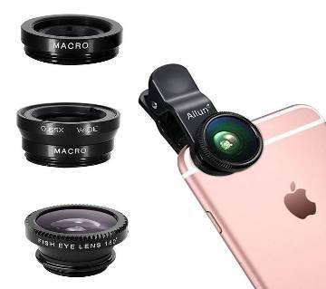 original universal 4 in 1 clip lense