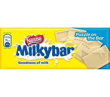 Nestle Milkybar Chocolate-10pc (India)