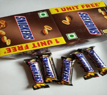 SNICKERS CHOCOLATE-INDIA-32 PC