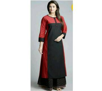Chines Cotton Stitched Kurty