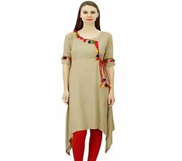 Readymade Cotton Stitched Kurti & Leggings