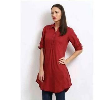 Ladies stitched kurti