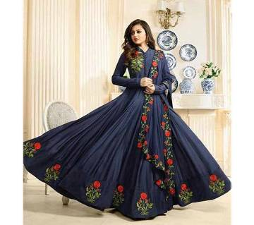 LT FABRICS NITYA Unstitched replica georgette anarkoli suit