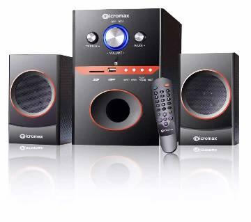Micromax MX-1001 2:1 Multimedia Stereo Speaker