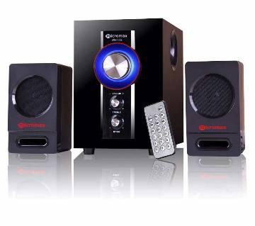 Micromax MX-1008 2:1 Multimedia Stereo Speaker