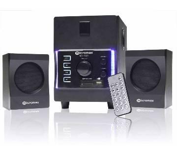 Micromax MX-1026 2:1 Multimedia Stereo Speaker