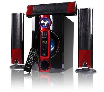 Micrologic ML-506 3:1 Multimedia Stereo Speaker