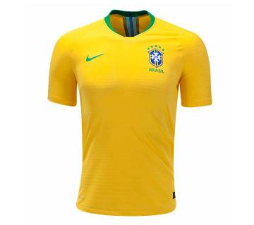 World Cup Brazil Jersey - Half Sleeve (Copy)