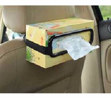 Sun Visor Tissue Box Holder