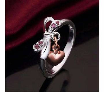 Exclusive stone setting finger ring