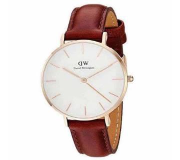 DW  Analog Wrist Fashion Watch For Men-Copy