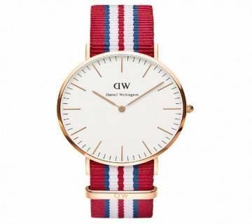 DW Analog Wrist Fashion Watch For Men