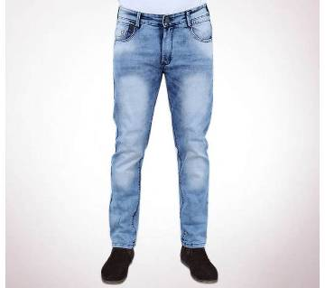 Gents Slim Fit Narrow Stitched Jeans Pant