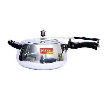 Kiam Pressure Cooker - 6.5L - Silver