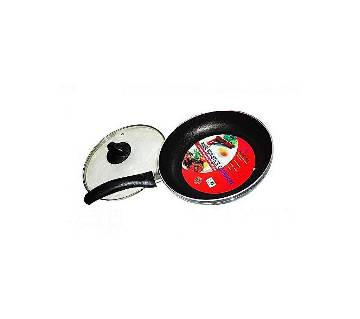 Kiam Non Stick Fry Pan 24 CM with Glass Lid