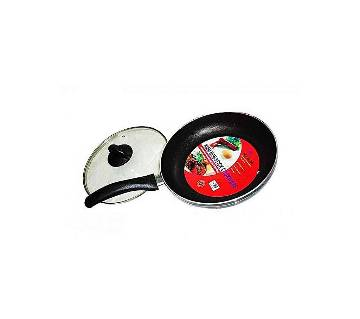 Kiam Non Stick Fry Pan 20 CM with Glass Lid