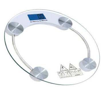 Digital Weight Scale - Silver