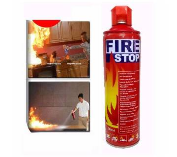 Fire Stop Spray Safety for Car/Home