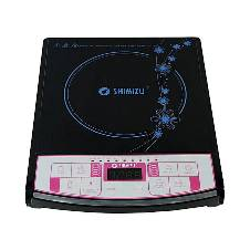 Shimizu SM-2030 Induction কুকার - Black and White