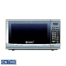 Shimizu মাইক্রোওয়েভ ওভেন - SM90D30AP-N9 - 30 LTR - Silver and Black
