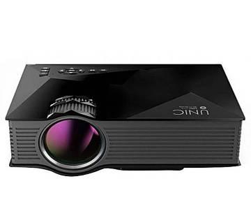 Multimedia LCD TV Projector - Black