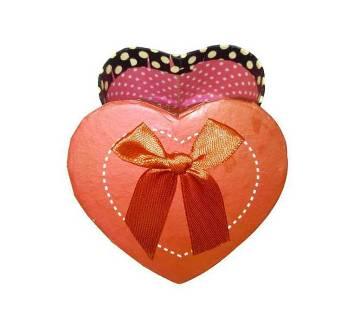 Heart Gift Box for জুয়েলারি সেট (Design W1)