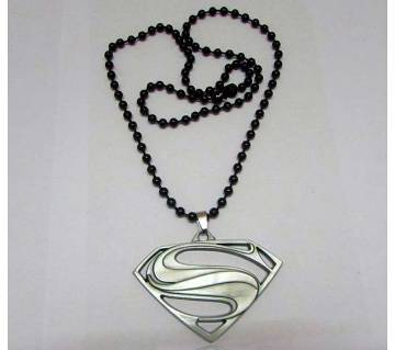 Superman (Man of Steel) Locket with Chain