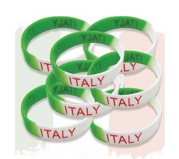 Italy Fan রিষ্ট ব্যান্ড (10 Pieces Combo)