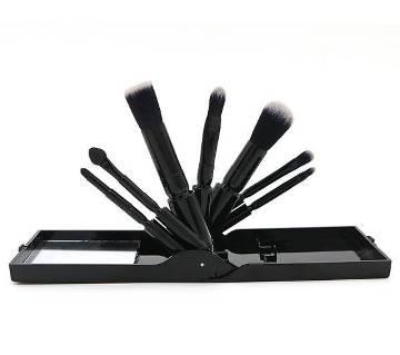 Music Flower 7 Pcs Professional Makeup Brush Set